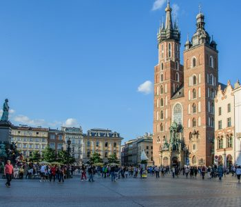 Spotkanie projektowe w Polsce